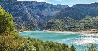 lac sainte croix verdon