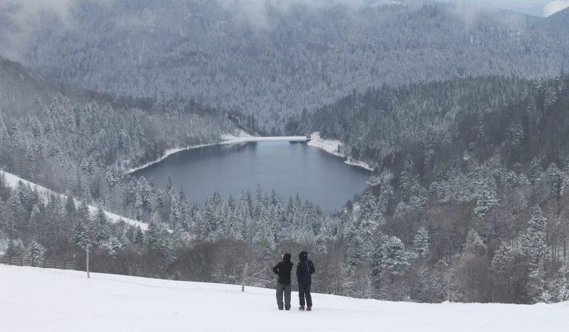 Barrage de La Lande au Kastelberg